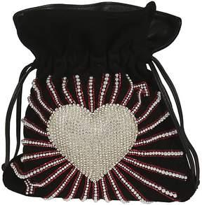 Les Petits Joueurs Heart Cupid Bucket Bag
