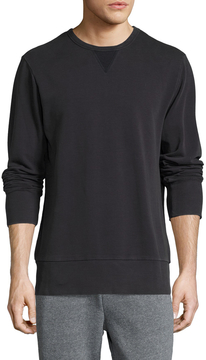 Alternative Apparel Men's Commuter Crewneck Sweatshirt