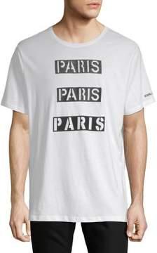 Karl Lagerfeld Paris Graphic Tee Shirt