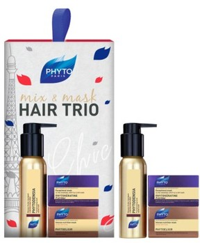 Phyto Mix & Mask Hair Trio