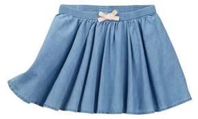 Joe Fresh Denim Skirt (Toddler & Little Girls)