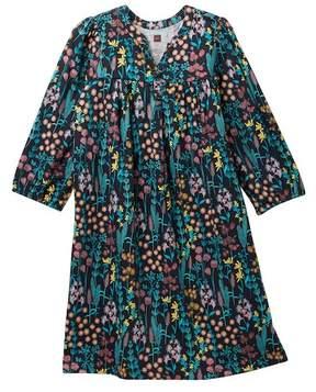 Tea Collection Zygo Henley Dress (Toddler, Little Girls, & Big Girls)
