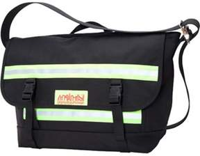 Manhattan Portage Unisex Pro Bike Messenger Bag With Stripes (medium).