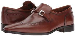 Matteo Massimo Slip-On Wing Bit Men's Slip-on Dress Shoes
