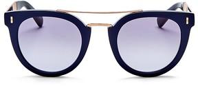 Bobbi Brown The Woodson Round Sunglasses, 47mm