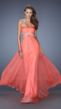 La Femme - Prom Dress 19382