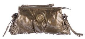 Gucci Large Hysteria Clutch - GREEN - STYLE