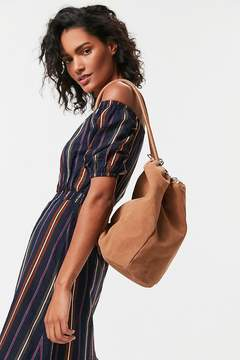 Urban Outfitters Suede Rings Backpack