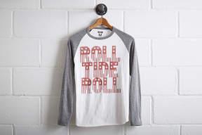 Tailgate Men's Alabama Crimson Tide Baseball Shirt