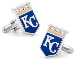 Cufflinks Inc. Men's Cufflinks, Inc. 'Kansas City Royals' Cuff Links