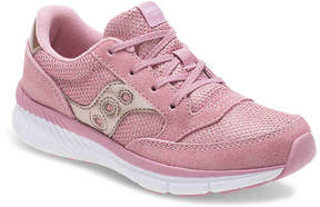 Saucony Girls Jazz Lite Youth Sneaker