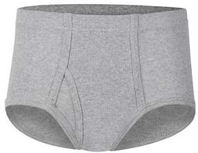 Hanes Boys' Ultimate Dyed Brief with ComfortSoft Waistband 3-Pack, Assorted - M