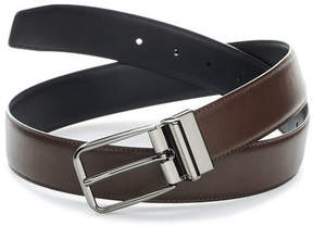 Perry Ellis Toby Leather Belt