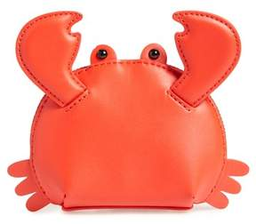 Kate Spade Shore Thing - Crab Coin Purse - RED - STYLE