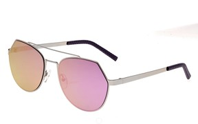 Cat Eye Bertha Hadley Fuchsia Sunglasses