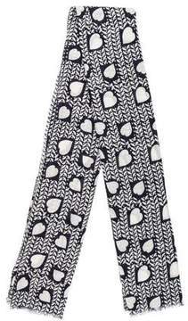 Stella McCartney Woven Printed Scarf