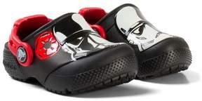 Crocs Black Funlab Stormtrooper Clogs