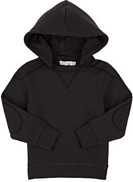 Stella McCartney Kids' Zip-Hood Cotton Fleece Sweatshirt