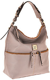 Dooney & Bourke As Is Seville Leather Callie Hobo
