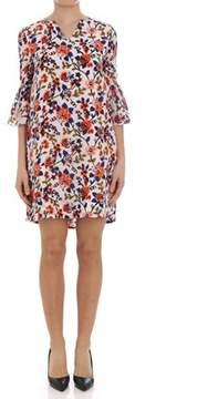 Essentiel Women's Multicolor Silk Dress.