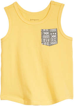 First Impressions Baby Boys Printed-Pocket Cotton Tank Top, Created for Macy's