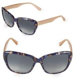 Vera Wang 55MM Square Sunglasses