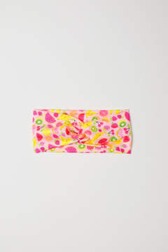 H&M Patterned hairband - Pink