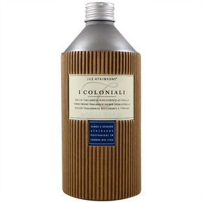 Revitalizing Thai Shower Cream with Hibiscus by I Coloniali (500ml Shower Cream)