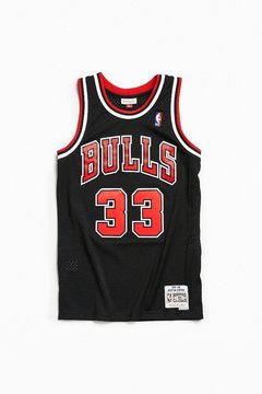 Mitchell & Ness Chicago Bulls Scottie Pippen '97 – '98 Basketball Jersey