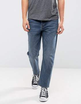 Cheap Monday In Law 90's Fit Jeans Daily Blue