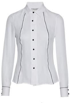 Carolina Herrera Silk Shirt