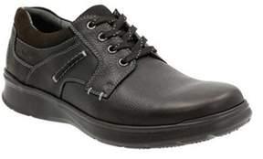 Clarks Men's Cotrell Plain Toe Shoe.