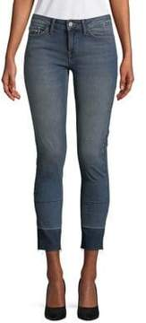 Calvin Klein Jeans Skinny Frayed Ankle Jeans