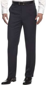 MICHAEL Michael Kors Mens Houndstooth Flat Front Dress Pants