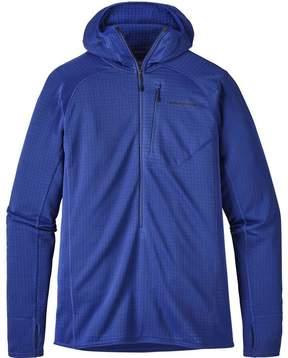 Patagonia R1 Hooded Fleece Pullover - 1/2-Zip
