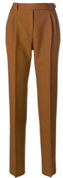 Mulberry Women's Brown Wool Pants.