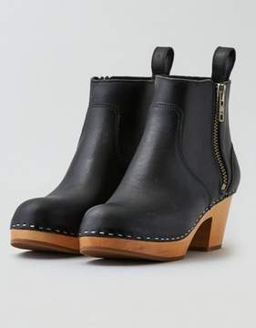 American Eagle Outfitters Swedish Hasbeens Zip It Emy Bootie