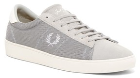 Fred Perry Spencer Mesh & Leather Sneaker