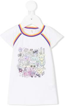Little Marc Jacobs printed top