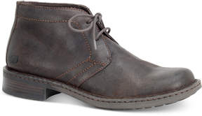 Børn Men's Harrison Plain Toe Chukka Boots Men's Shoes