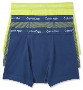 Calvin Klein Underwear Three Pack Boxer Shorts