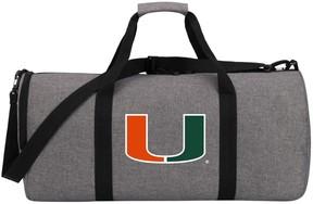 NCAA Miami Hurricanes Wingman Duffel Bag by Northwest