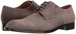 Emporio Armani Suede Oxford Men's Shoes