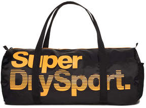 Superdry Super Sport Gym Barrel Bag