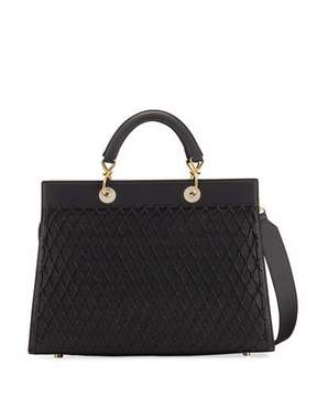 Altuzarra Infinity Large Knotted Tote Bag