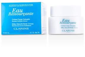Clarins Eau Ressourcante Silky Smooth Body Cream
