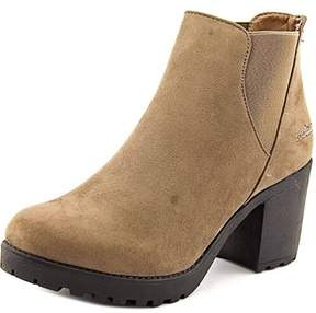 Coolway Iliyamf Women Round Toe Synthetic Ankle Boot.