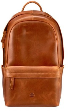 Timberland Men's Tuckerman Leather Backpack