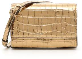 MICHAEL Michael Kors Ruby Clutch - GOLD|METALLICO - STYLE