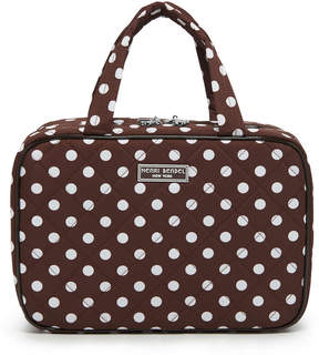 Henri Bendel Quilted Large Hanging Weekender Bag